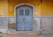 granada, nicaragua, door, culture, street