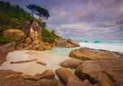 petite anse,seychelles,la digue,eden,beach,white sand,paradise,cove,indian ocean