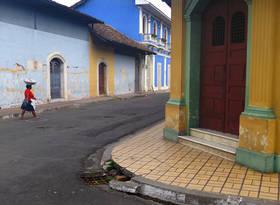 granada, nicaragua, streets, culture, central america