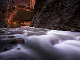 zion narrows picture,zion canyon,canyoneering,zion river,alcove,zion photo,wall street,slot canyon