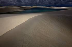 lencois maranhenses,sand dunes,lakes,brazil beach,thunderstorm,brasil,national park,exotic