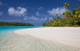 aitutaki,aitutaki photos,one foot island,one foot beach,motu,south pacific photos
