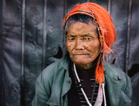 tibet culture,woman,prisoner,bars,tibetan,kham,sad