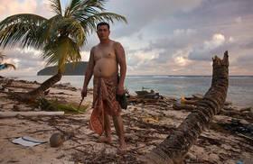 samoa tsunami,photos,lalomanu beach, destruction,people,rebuild,disaster,help,taufua