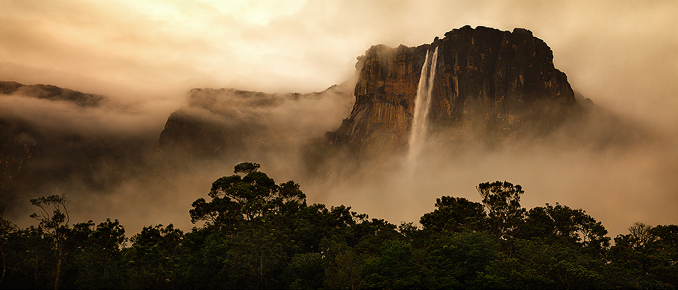 angel falls photos,angel falls pictures,canaima pictures,canaima photos,tallest waterfall,tepuis, photo