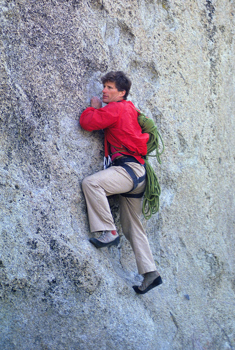 galen rowell, climbing, sierra, workshop, michael anderson, rock creek, photo