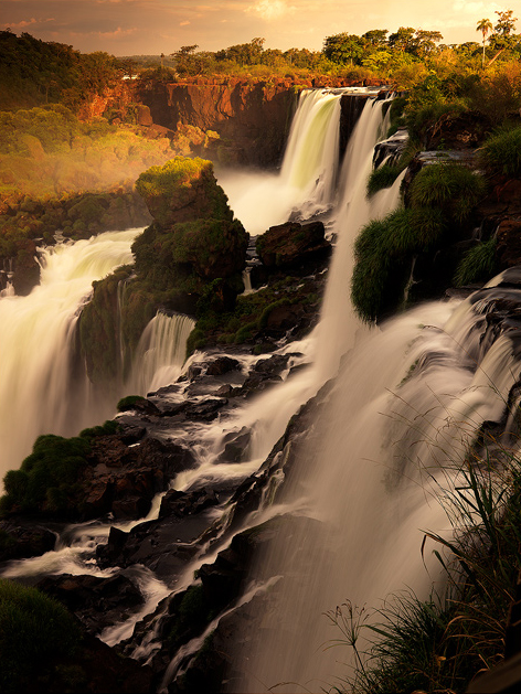 iguazu falls,catarata iguacu,waterfall photos,iguazu photo,sunset,san martin,iguacu photo,rainforest, photo