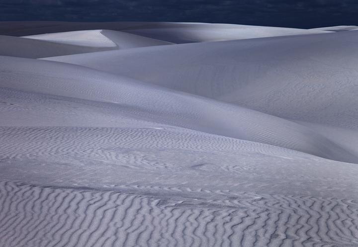 lencois maranhenses, sand dunes, white sand, ripples, brazil, brasil, beach, photo
