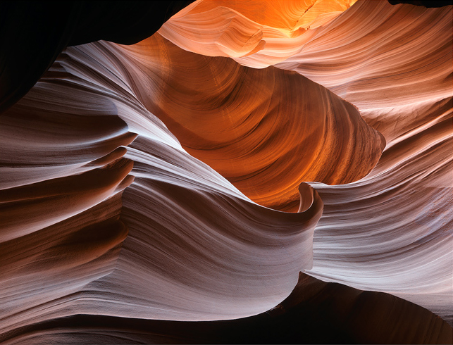 slot canyon print,wave,antelope canyon,slot canyon picture,canyoneering,secret canyon,sandstone, photo