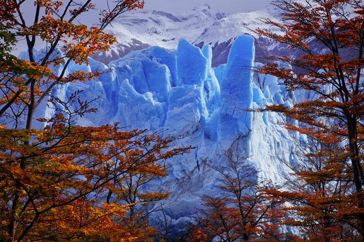 perito moreno,glacier,autumn,fall,otono,patagonia,los glaciares,el calafate, photo