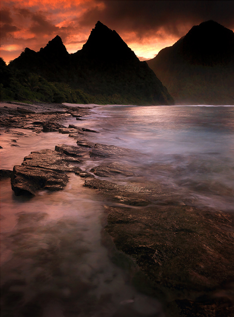 american samoa national park picture,south pacific secret,ofu island picture,vaoto lodge, photo