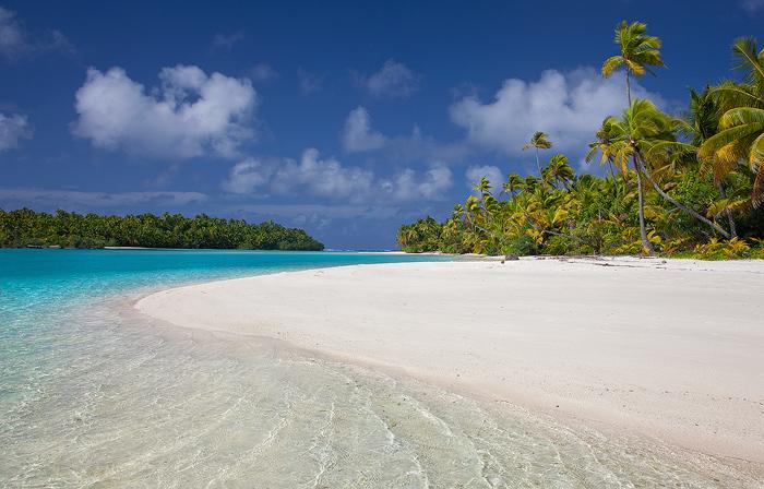 aitutaki,aitutaki photos,one foot island,one foot beach,motu,south pacific photos, photo