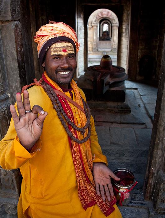 pashputinath,kathmandu culture,nepal picture,sadhu portrait,hall of mirrors   , photo