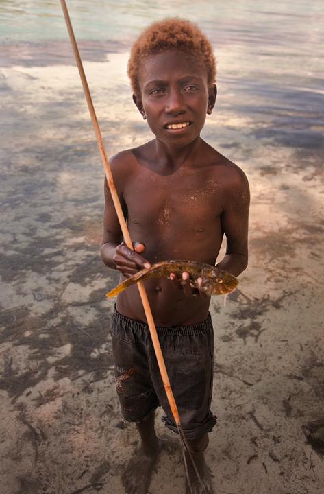 spearfisher, tsoi lik, kavieng, new ireland, papua new guinea, culture, , photo
